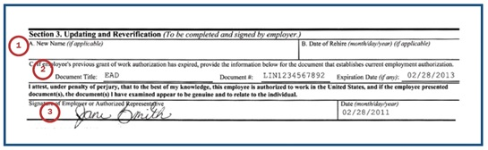 How Employers Correctly Complete Form I-11 and Form I-11 ...